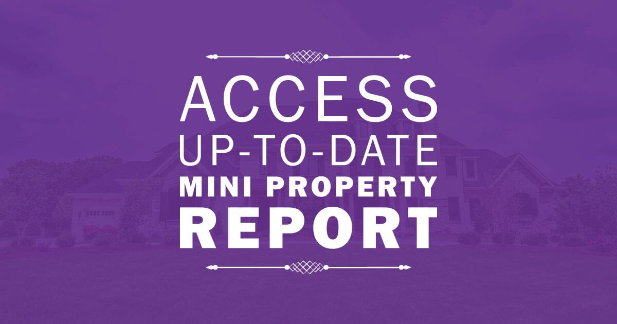 Mini-Property Report