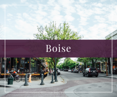 Boise Real Estate and Homes