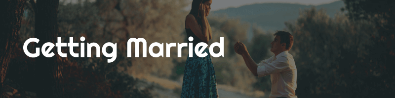 Getting Married