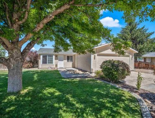 Cute-as-a-button home in a desirable SE Boise location!