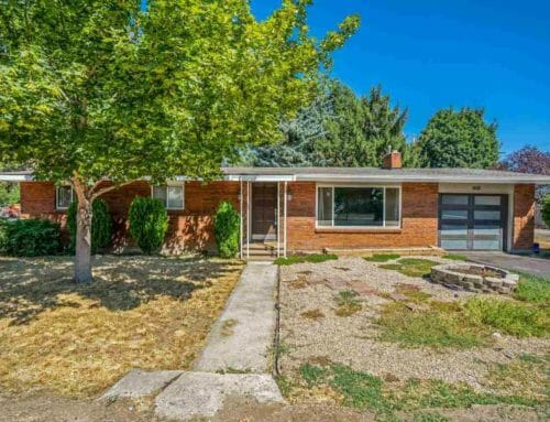 1818 N Ancestor Ave, Boise, ID 83704  FOR SALE
